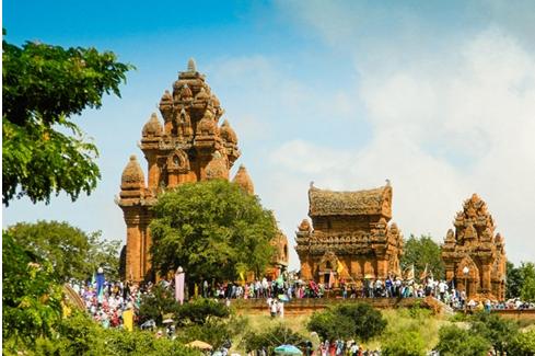 Tháp Po Klong Garai Ninh Thuận