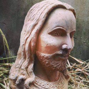 Tượng chúa GESU bằng gốm